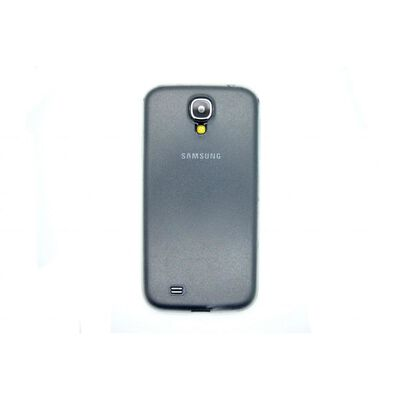 Galaxy S4 Ultratunn Plast Skal Skydd Case Cover Vit