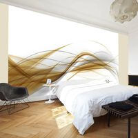 Fototapet - Abstrakt Mönster - Digital Art - 400x309 Cm