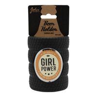 Ölhållare Beerholder Girl power