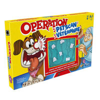 Operation Pet Scan - Sällskapsspel