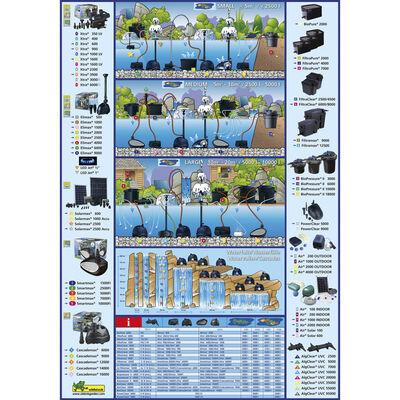 Ubbink Dammfilter set FiltraPure 2000 16 L 1355965