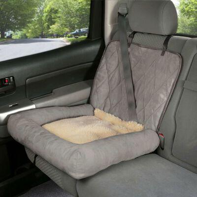 Happy Ride Bilbädd Car Cuddler liten grå