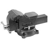 YATO Bänkskruvstäd med vridplatta 1125mm
