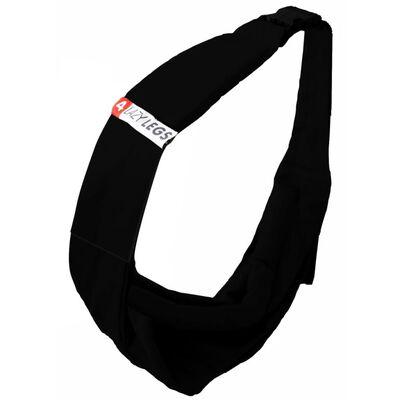 4Lazylegs Husdjursväska Pocket Basic polyester 15 kg svart 1258