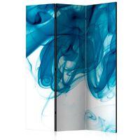 Rumsavdelare - Blue Smoke   - 135x172 Cm