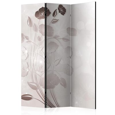 Rumsavdelare - Gentleness Of Flowers   - 135x172 Cm,