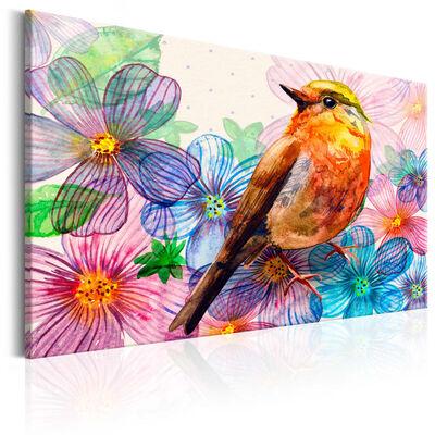 Tavla - Nightingale's Song - 60x40 Cm