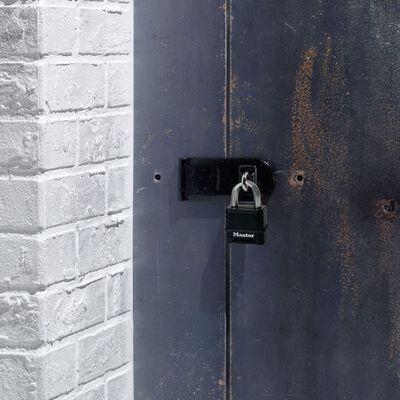 Master Lock Hänglås Excell zink 57 mm svart M178EURD