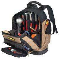 Toolpack verktygsryggsäck justerbar 360.089