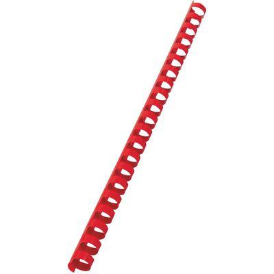 GBC Bindningsspiraler CombBind 14mm röd