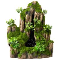 Aqua d'ella Akvarium Vattenfall Moss Rock 1 utlopp Small 234/434963