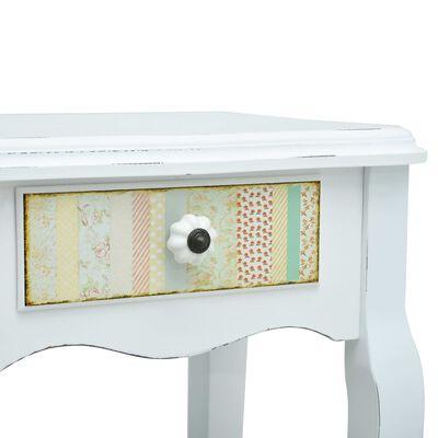vidaXL Nattduksbord 40x30x50,5 cm trä