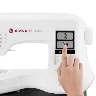 Singer Symaskin Legacy vit FC440