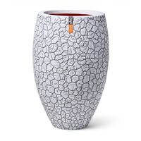 Capi Vas Elegant Deluxe Clay 50 x 72 cm elfenbensvit