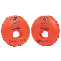 BEMA Uppblåsbara armpuffar Duo Protect orange