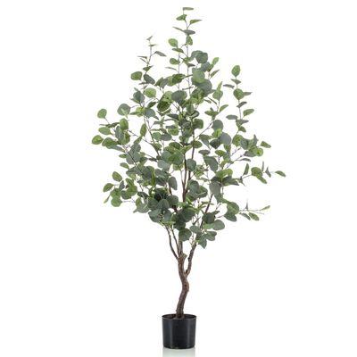 Emerald Konstväxt eukalyptusträd i kruka 120 cm