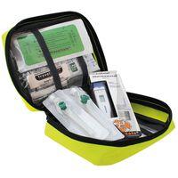 Travelsafe Första hjälpen-kit 31 delar Globe Sterile Plus gul