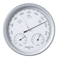 Nature 3-i-1 Barometer med termometer och hygrometer 20 cm 6080081