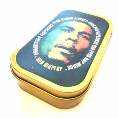 Tobaks ask med Bob Marley