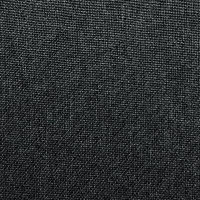 vidaXL Reclinerfåtölj mörkgrå tyg