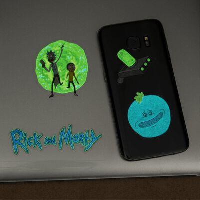 Rick And Morty, Gadget Dekaler - 4 Ark
