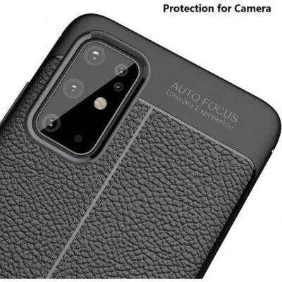 Samsung S20 Plus Stöttåligt & Stötdämpande Skal Lychee®