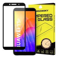 Huawei Y5p 2020 Härdat glas - Heltäckande Skärmskydd