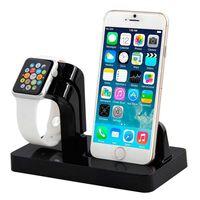 Laddningsdocka för iPhone 5/6/7/8 och Apple Watch