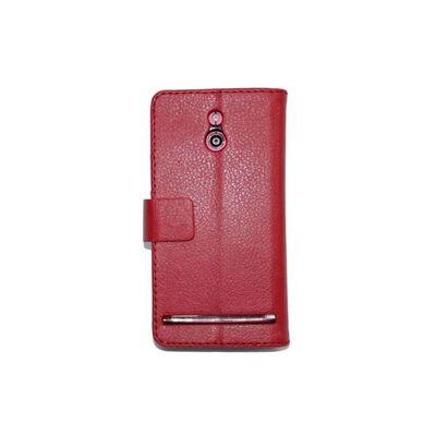 Mobilplånbok 2-kort Sony Xperia P (LT22i) Röd