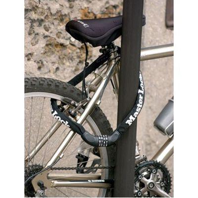 Master Lock Kedjelås med kombinationslås stål 90 cm x 8 mm 8392EURDPRO