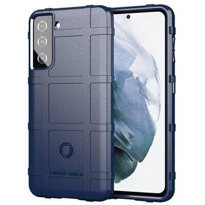 Rugged Shield Skal Samsung Galaxy S21-grön