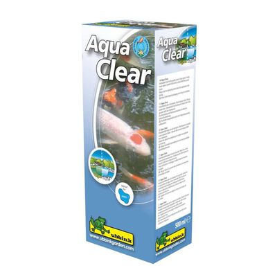 Ubbink Algbehandlingsmedel BioBalance Aqua Clear 500 ml