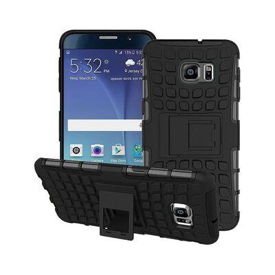 Stöttåligt skal med ställ Samsung Galaxy Note 5 (SM-920C) Svart