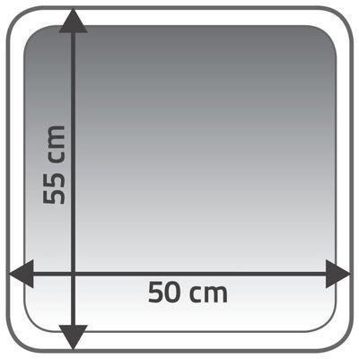 RIDDER Badrumsmatta Carl 55x50 cm beige 7102809