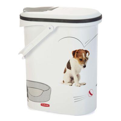 Curver Foderbehållare hund 10 L