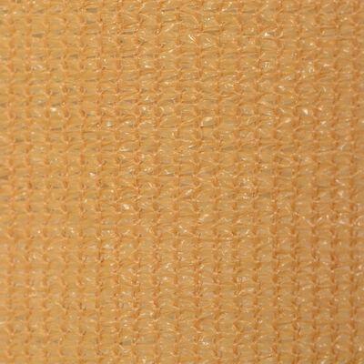vidaXL Rullgardin utomhus 160x230 cm beige