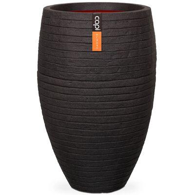 Capi Vas Nature Row Deluxe 40x60 cm svart KBLRO1131