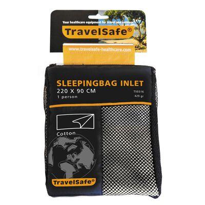 Travelsafe Sovsäcksfoder Kuvert i bomull TS0316