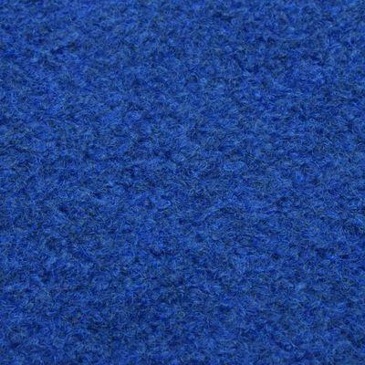 vidaXL Konstgräs med halkskydd 2x1,33 m blå