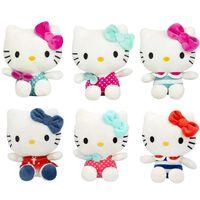 Hello Kitty, 1x Gosedjur (13 cm) - Säljs Slumpvis