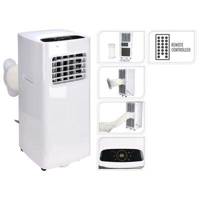 Excellent Electrics Luftkonditionering 2000 W med fjärrkontroll vit