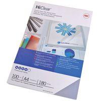 GBC Plastfickor HiClear A4 150 mikron