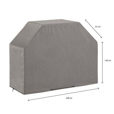 Madison Grillöverdrag 148x61x110cm grå