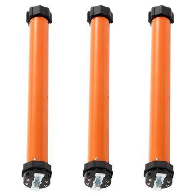vidaXL Rörmotorer 3 st 10 Nm