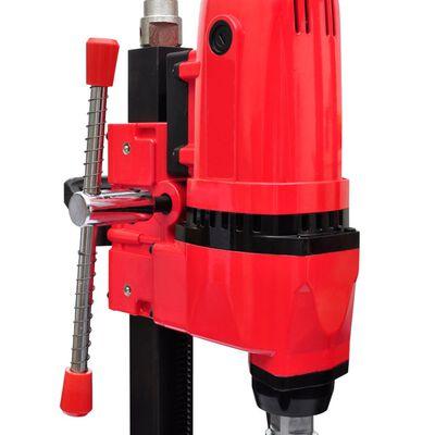 vidaXL Kärnborrmaskin med stativ och borr våtborrning