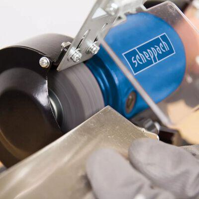Scheppach Slip- och poleringsmaskin HG34 120 W 75 mm 5903106901