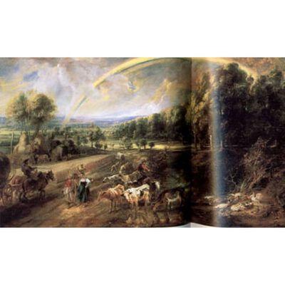 Landscape with a Rainbow,Peter Paul Rubens, 60x40cm