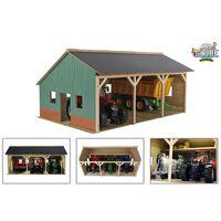 Kids Globe Ladugård för traktorer 1:16 610340