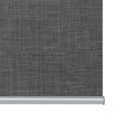 Decosol Rullgardin mini Deluxe antracit 42x190 cm