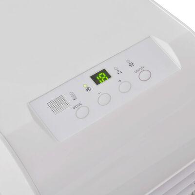 vidaXL Portabel luftkonditionering 2,3 kW (8000 BTU)